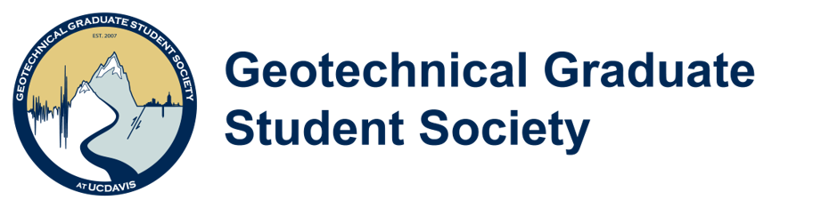 Geotechnical Graduate Student Society at UC Davis