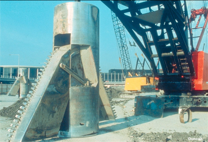 Drilled Shaft Construction Geotechnical Photo Album