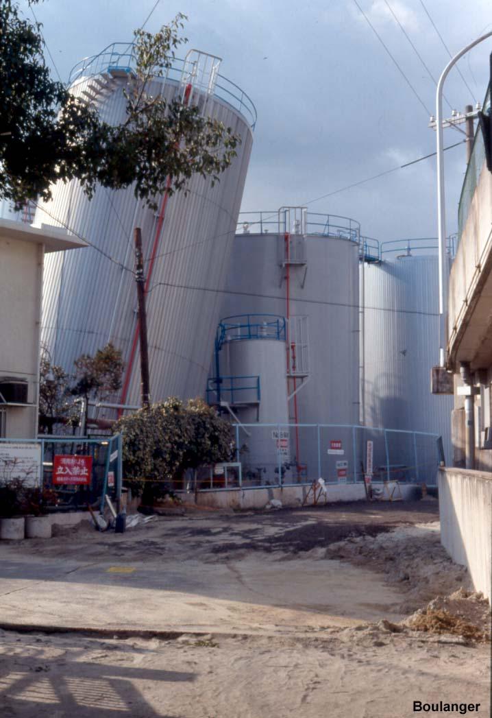 Liquefaction Amp Tanks Geotechnical Photo Album