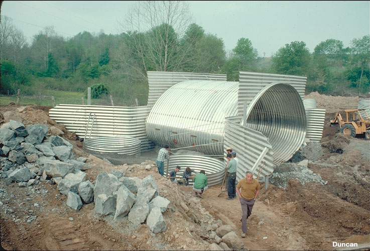 Long-Span Culverts – Geotechnical Photo Album